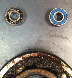 sad bearings